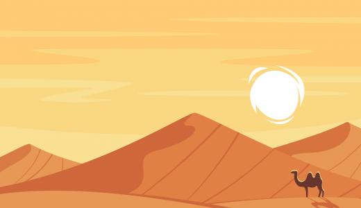 論理クイズ「幼女と砂漠の横断」でやわらかい思考のトレーニング
