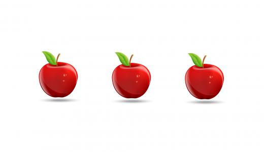 難問論理クイズ「幼女と3人のリンゴ」で頭の体操IQクイズ