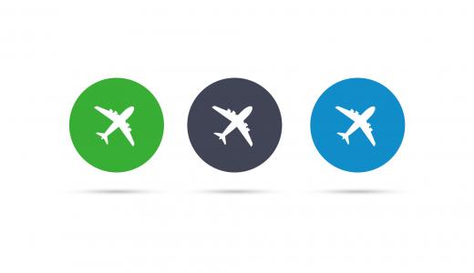 論理クイズ「幼女と3機の飛行機」で地球一周問題にチャレンジ