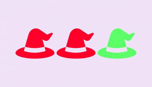 論理クイズ「幼女と色の見えない帽子」が新感覚で面白い!
