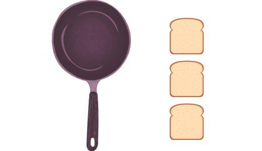 論理クイズ「幼女と3枚のトースト」は今日から使える時短テク