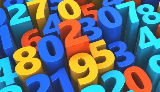 難問論理クイズ「幼女とルーシーの数字」のヒントが少なすぎる